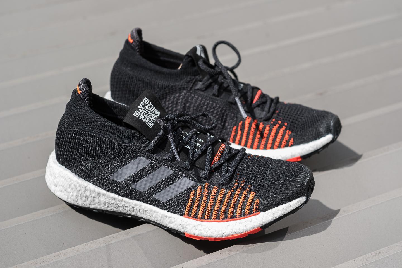 Экспресс-обзор кроссовок adidas Pulseboost HD