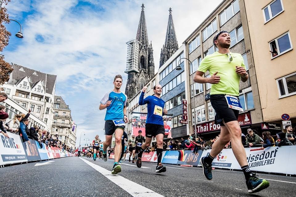 Большая подборка осенних марафонов Европы