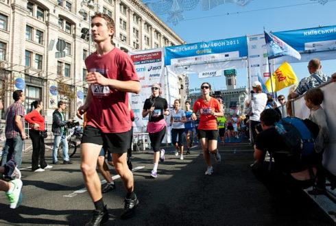Звіт про перший марафон, написаний через 8 років