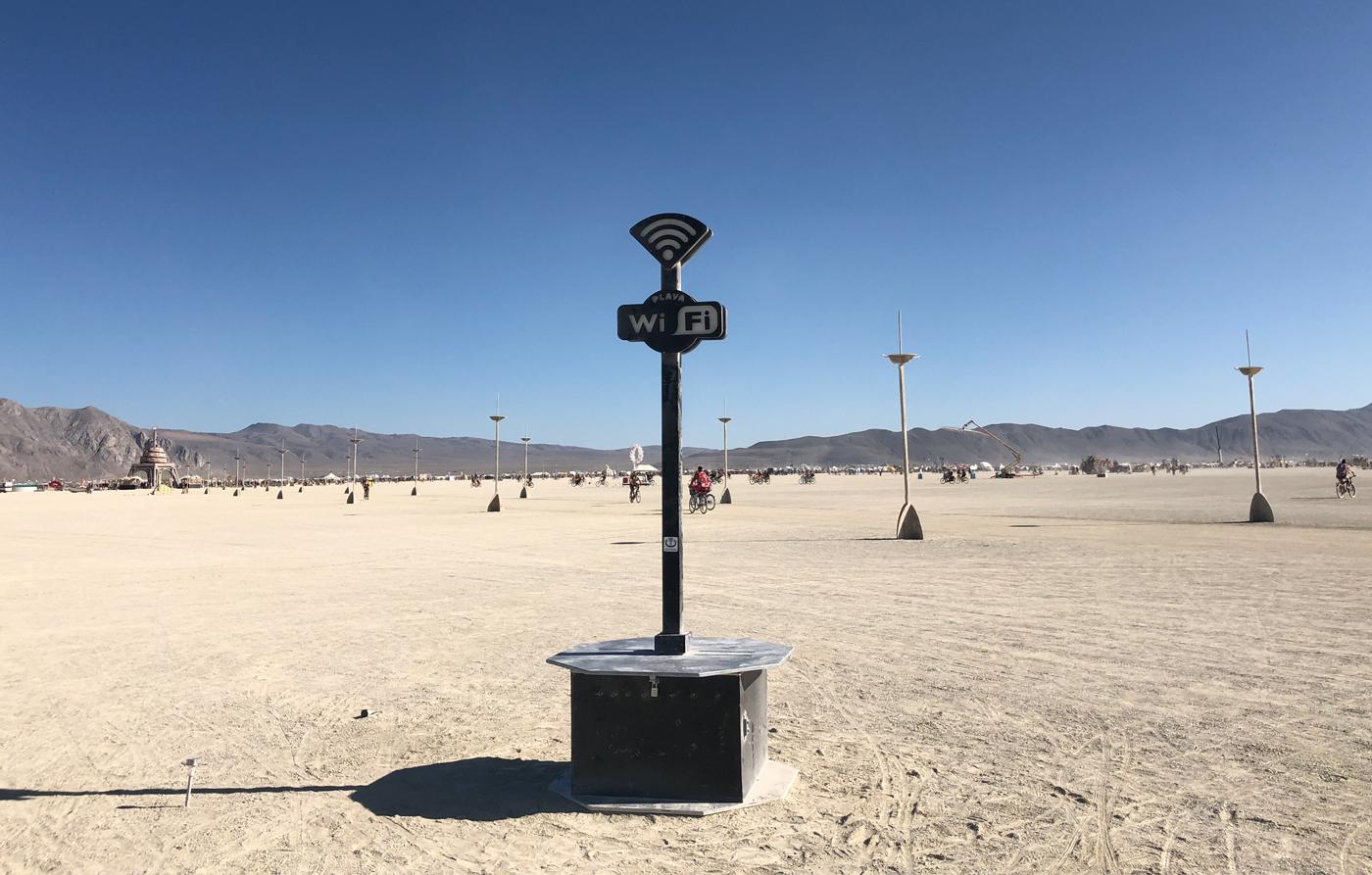 Как это вообще – пробежать ультрамарафон по пустыне Невада на Burning Man
