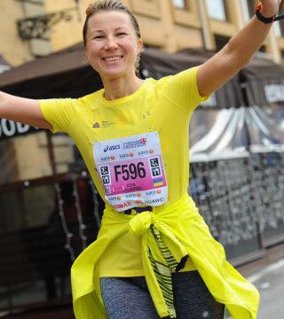 Отчёт о марафоне во Флоренции