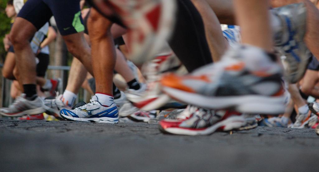 25 «золотих» правил бігу