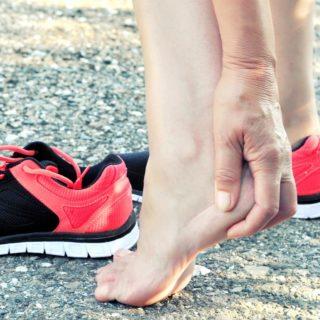Гид по беговым травмам: плантарный фасциит