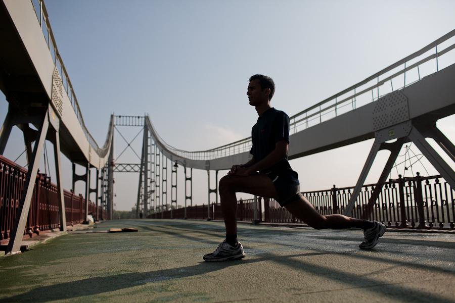 Чому у бігунів-початківців болять коліна?