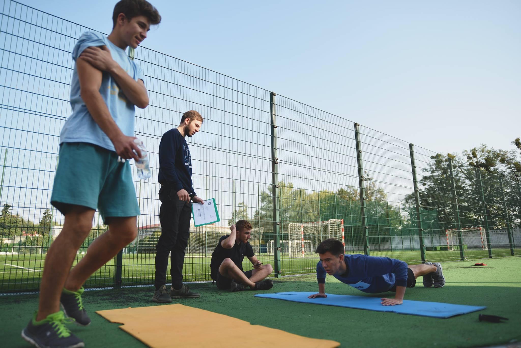 Як ми виховуємо в підлітках любов до бігу. Досвід Української академії лідерства