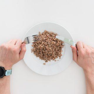 Шпаргалка: что съесть перед пробежкой