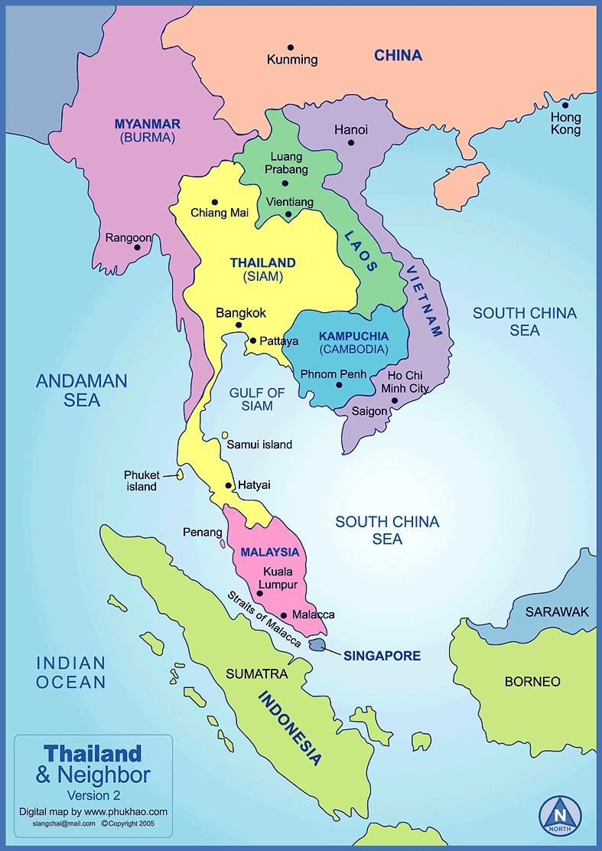 MHS 100: трейл по горах, селах та городах на півночі Таїланду