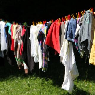 Как стирать одежду для бега