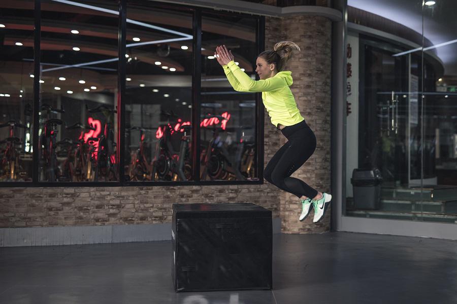 Все, що треба знати бігунам про пліометричні вправи