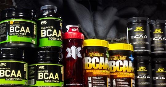 Гид по спортивному питанию и добавкам для бегунов: аминокислоты