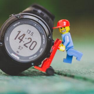 Как выбрать часы для бега