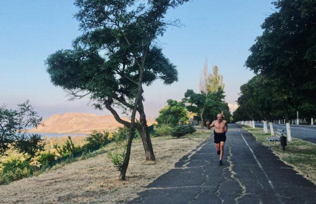 Как я пробежал 41 марафон за два года