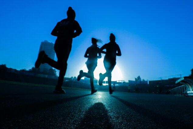 Як тренуватися в темний час доби