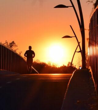 Как тренироваться в темное время суток