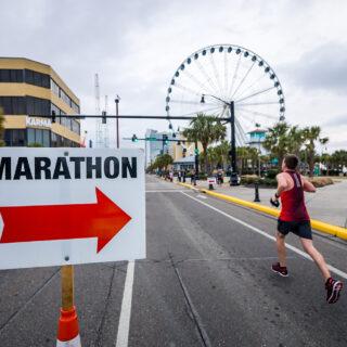 Как подготовиться к первому марафону: основные принципы