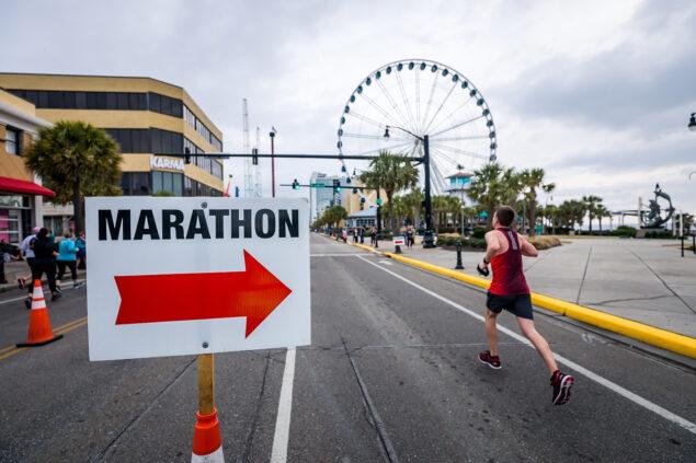 Як підготуватися до першого марафону: основні принципи