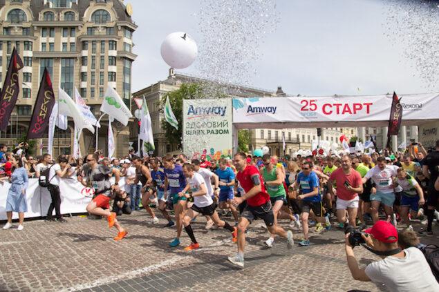 Календарь украинских беговых стартов на май-июнь 2021