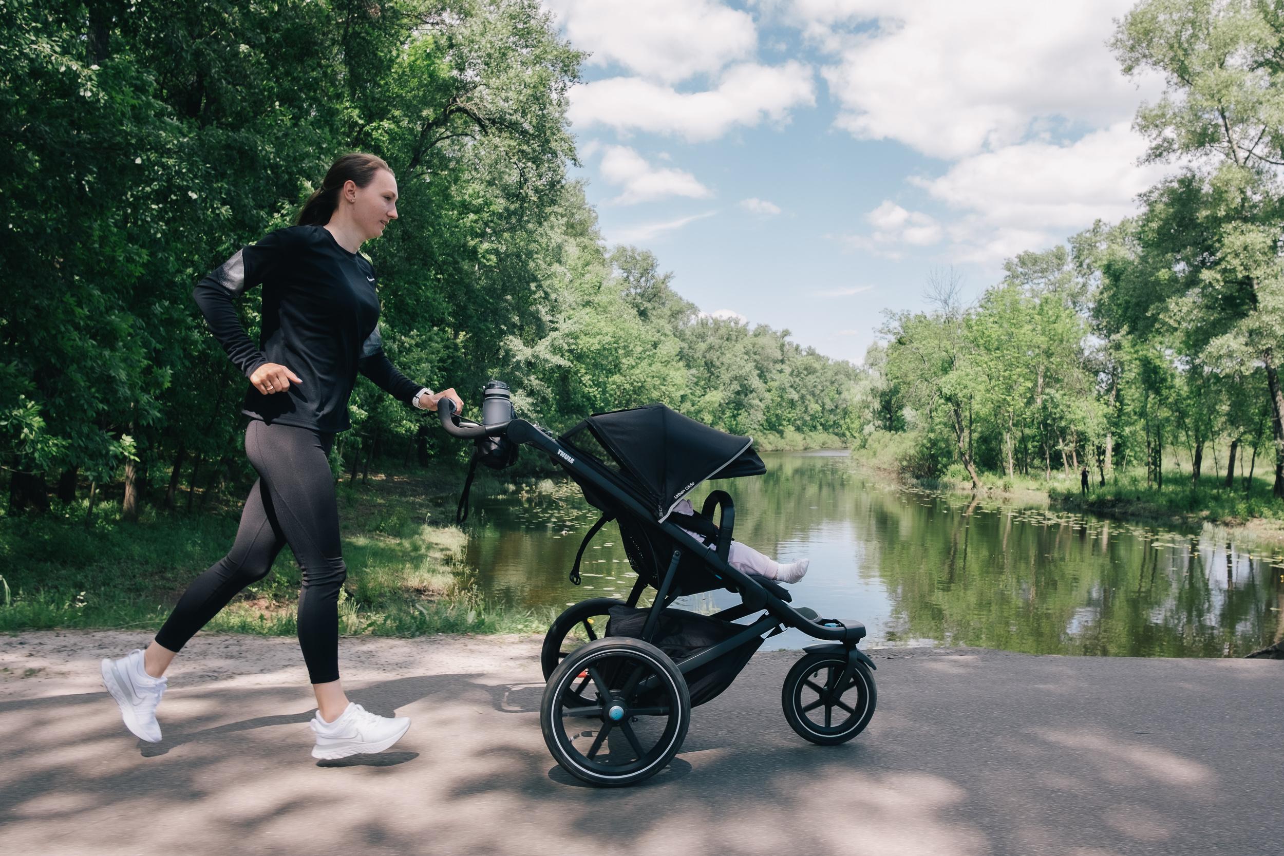 Всё, что нужно знать о беге с коляской