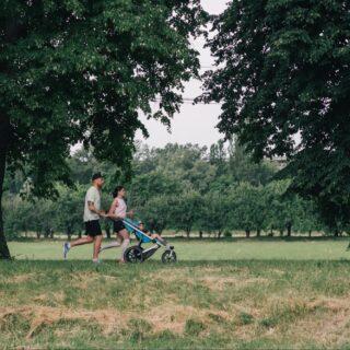 Бег с коляской: личный опыт родителей