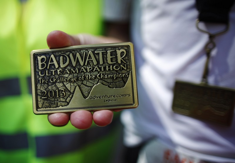 Выжить в аду: история ультрамарафона Badwater в Долине Смерти