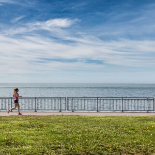 Как организовать беговые тренировки в отпуске