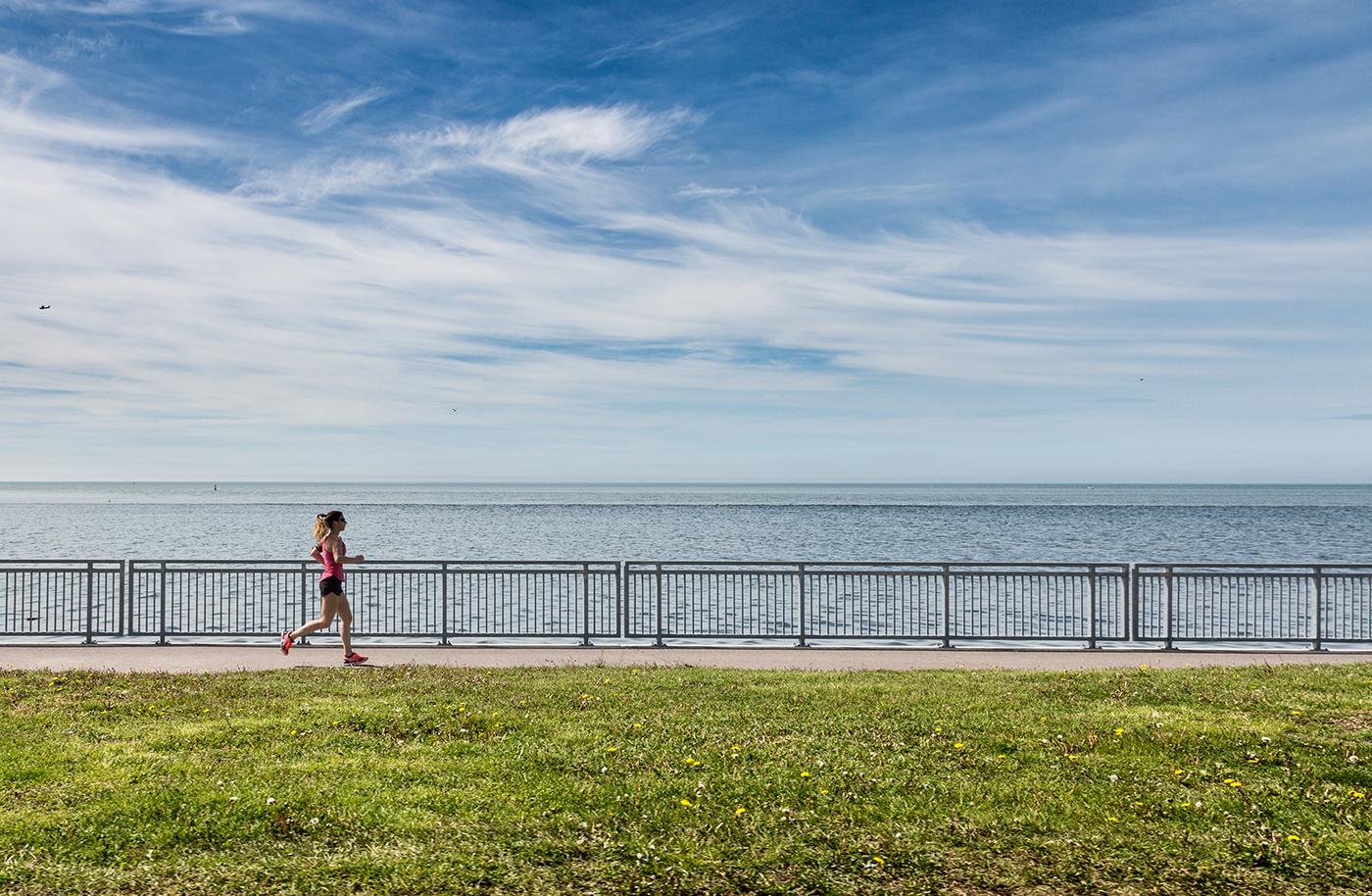 Як організувати бігові тренування у відпустці